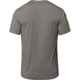 Fox Aviator SS Tech Shirt Men heather graphite